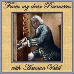 From my dear Parnassus